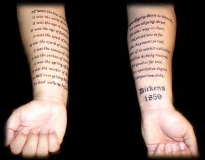 12 Quotes Every Entrepreneur Should Tattoo on Their Arms | BradleyWill