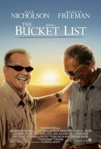 bucket list poster 203x300 21 Inspirational Entrepreneur Movies