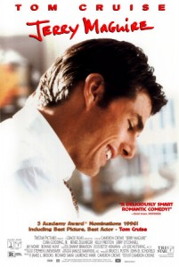 jerry maguire 201x300 21 Inspirational Movies For Young Entrepreneurs